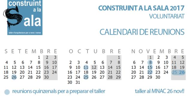 CALAS16 - calendari2017