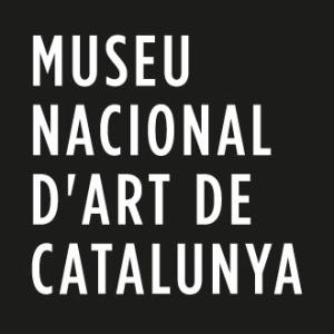 Museu Nacional d'Art de Catalunya logo negre