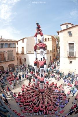 02 Plaça_Castellers d'Altafulla